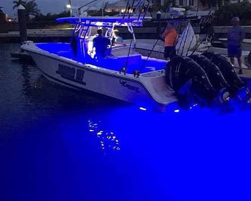 Led Underwater Lights For Boats Docks And Fishing
