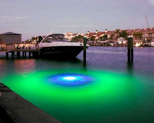 underwater led lights for docks