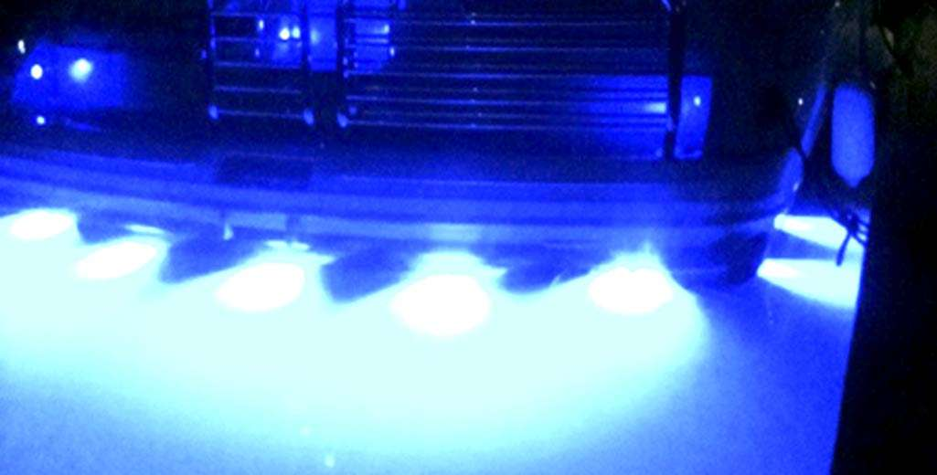 Underwater LED Yacht Lights