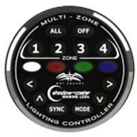 4 zone led light controller