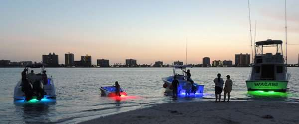pick underwater lights for boat