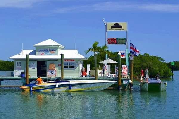 docking boat