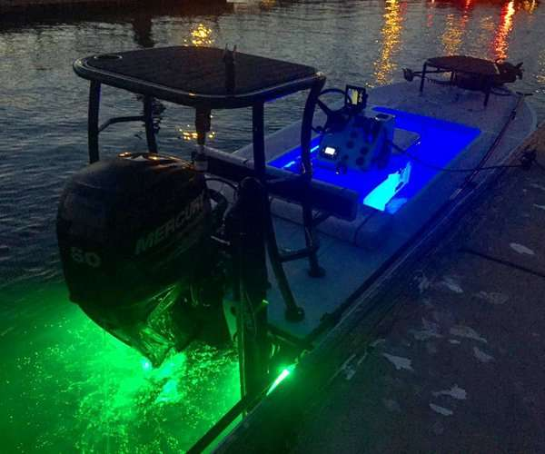 underwater led boat lights