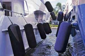docking boat fenders