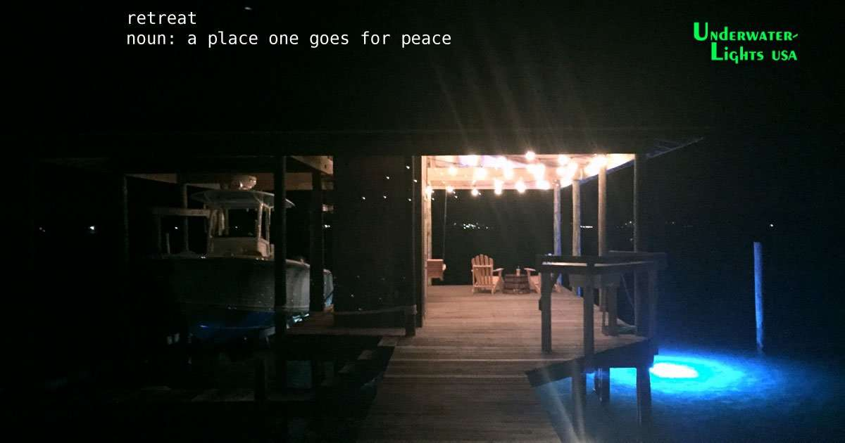 led dock light retreat