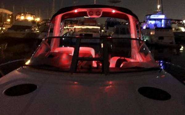 Boat Cockpit Lighting