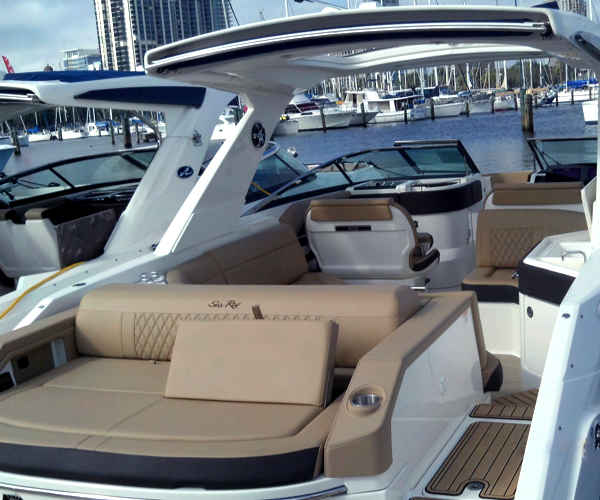 Have Boat Upholstery You Can Be Proud Of | Underwater-Lights USA