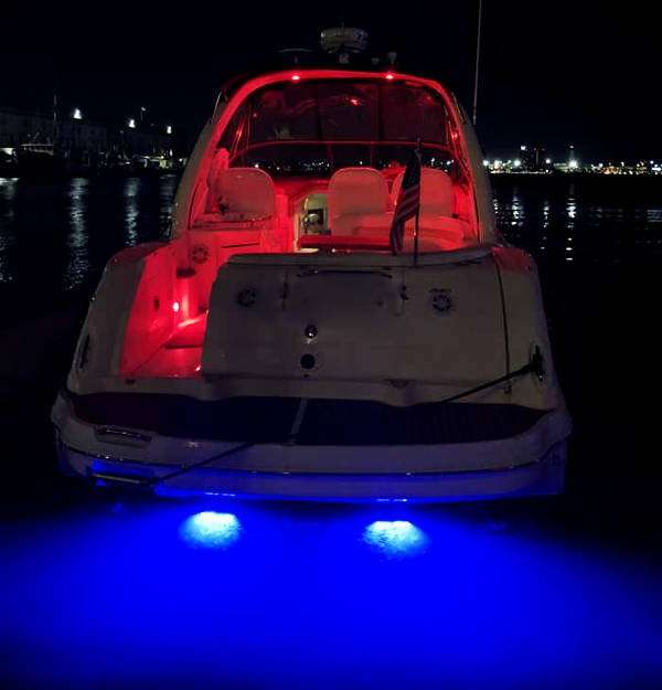 boat batteries keep the lights on