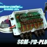 SCM-PD-Plus Color Changing Power Box