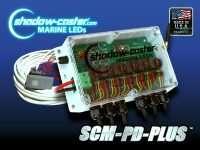 SCM-PD-Plus Color Changing Power Box