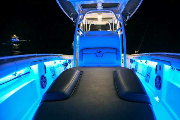 boat deck lights