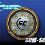 SCR-24 color changing underwater light