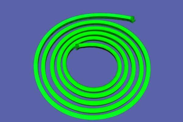 neon boat led light strip